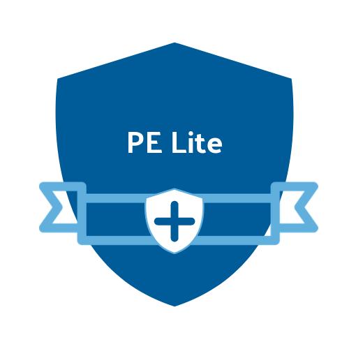 An image depicting PE Lite...